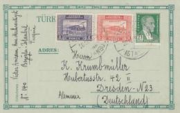 Turkey Postcard 1935 - Covers & Documents