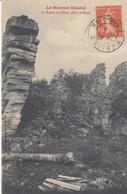 58 - Le Morvan Illustré - La Roche Du Chien Vue De Face - Other Municipalities