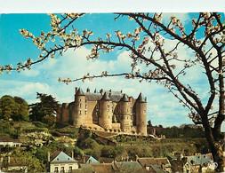 37 - Luynes - Le Château Au Printemps - Carte Neuve - CPM - Voir Scans Recto-Verso - Luynes
