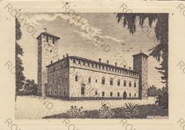 CARTOLINA  PIACENZA, EMILIA ROMAGNA, CASTELLO DI VIGOLZONE, STORIA, CULTURA, RELIGIONE VIAGGIATA - Piacenza
