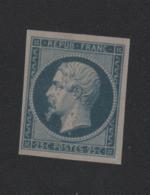 Reproduction N° 10 25 C Napoléon Neuf Sans Gomme - 1852 Louis-Napoleon