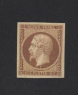 Reproduction N° 9 10 C Napoléon Neuf Sans Gomme - 1852 Louis-Napoleon