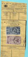 Spoorwegfragment, Postafst. POLLINKHOVE 18/12/1943 - 1942-1951
