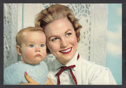092379/ Maman Et Son Bébé, Années 50 - Gruppen Von Kindern Und Familien