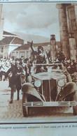IL GAZZETTINO ILLUSTRATO 1935 IL DUCE A BOLZANO SCHIAPARELLI SAVIGLIANO MARIA MALIBRAN - Sin Clasificación