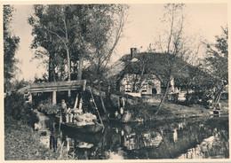 Nederland - 1946 - 5 Op 7,5 Cent Veth, Fotokaart Giethoorn, Verkeer Te Water, Briefkaart G287i - Ongebruikt - Ganzsachen