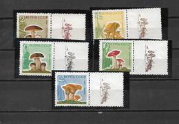 URSS - 1964 - N. 2880/84** CARTA LACCATA (CATALOGO UNIFICATO) - Neufs