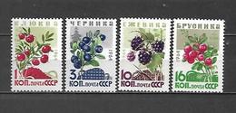 URSS - 1964 - N. 2892/96** (CATALOGO UNIFICATO) - Neufs
