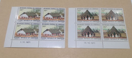 Bloc Coin Daté - 1972 Y&T N°515, 516 - MNH ** - Camerún (1960-...)