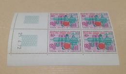 Bloc Coin Daté - 1972 Y&T N°525 - MNH ** - Camerún (1960-...)