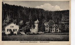 ALLEMAGNE-ALBERSWEILER-SANATORIUM-SEITENANSICHT-ANIMEE - Sin Clasificación