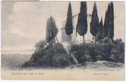 1059 Italia Italy, Toscolano Sul Lago Di Garda, Chiesa Di Gaino - Unclassified