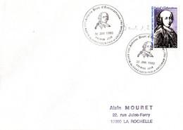 BELLE ENVELOPPE Des TAAF De 1980. Parfait état - Unclassified