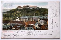 Czech Republic / Böhmen: Brünn (Brno), Spielberg  1903 - República Checa