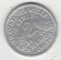 2 F..1943 - I. 2 Francs