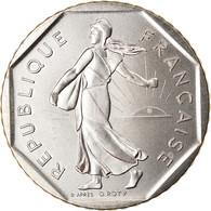Monnaie, France, Semeuse, 2 Francs, 1984, Paris, FDC, Nickel, Gadoury:547 - I. 2 Franchi