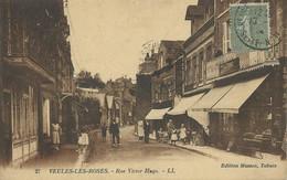 76)  VEULES Les ROSES - Rue Victor Hugo - Veules Les Roses