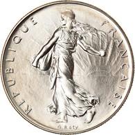 Monnaie, France, Semeuse, Franc, 1974, Paris, FDC, Nickel, Gadoury:474, KM:925.1 - H. 1 Franc