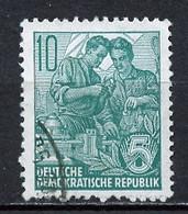 Allemagne Démocratique - Germany - Deutschland 1959 Y&T N°434 - Michel N°704B (o) - 10p Conseils Du Spécialiste - Usados
