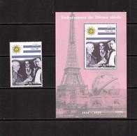 Niger-1998,World Cup-1930,Football, Soccer, Fussball,calcio,MNH - 1930 – Uruguay