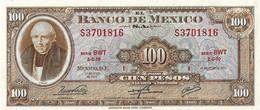 MEXIQUE 1973 100 Peso - Neuf UNC - Messico