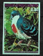 Guinée équatoriale N° 54a Non Dentelé  Oiseaux  Colombe  Neuf  * *   TB = MNH VF   Voir Scans   Soldé   ! ! ! - Columbiformes