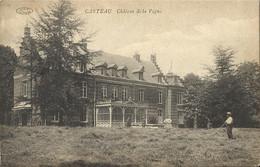 9706 CPA Casteau - Château De La Vigne - Soignies