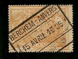 TR 27, Spoorwegafst. BERCHEM-ANVERS 15/04/1905 - 1895-1913
