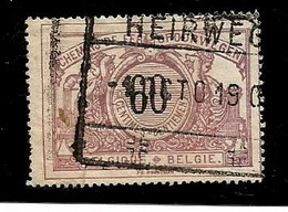 TR 22, Spoorwegafst. HEIRWEG - 1895-1913
