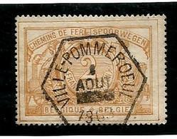 TR 27, Spoorwegafst. VILLE-POMMEROEUL 01/08/1903 - 1895-1913