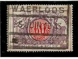 TR 37, Spoorwegafst. WAERLOOS 06/06/1913 - Waarloos - 1895-1913