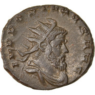 Monnaie, Aureolus, Antoninien, 268, Milan, SUP, Billon, RIC:388 - 5. The Military Crisis (235 AD To 284 AD)