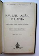 Lithuanian Book / Naujųjų Amžių Istorija 1939 - Oude Boeken