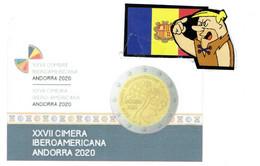 Andorra  2020 Cimera Inte. PROFF (3500 TIRAJE) - Andorra