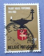 1974 -   BELGIO   -  VALORE  FRANCHI  3  - USATO - Gebraucht