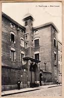 X31274 TOULOUSE Haute-Garonne Hotel DURANTI 1928 à Capitaine A. De GINESTE Villa Saint-Charles Grasse - Toulouse