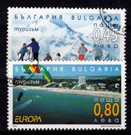 Bulgarije Gestempeld Europa Cept  2004 - 2004