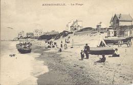 62 . AUDRESSELLES  - La Plage  - Edition Delplanque - Andere Gemeenten
