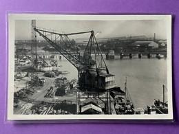56  LORIENT  Pont Gueydon Reliant Les Deux Rives De L'Arsenal   Très Bon état - Lorient