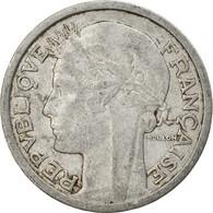 Monnaie, France, Morlon, Franc, 1957, Beaumont - Le Roger, TB, Aluminium - H. 1 Franc