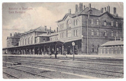 R1 Romania Bahnhof In Burdujeni - Suceava - Gara Burdujeni - Train Station - Rumania