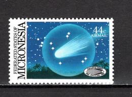 MICRONESIE  PA  N° 16  NEUF SANS CHARNIERE COTE  2.00€   ESPACE  COMETE DE HALLEY - Micronesia