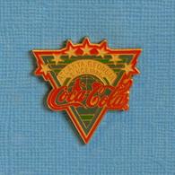 1 PIN'S // ** COCA COLA ATLANTA / GEORGIA / SINCE 1886 ** . (©1990 The Coca Cola Company) - Coca-Cola