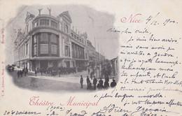 06 NICE Théâtre Municipal 1900 - Non Classificati