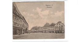 Hagenau  - Paradeplatz - Haguenau