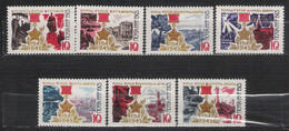 URSS - 1965 - N. 3049/55** (CATALOGO UNIFICATO) - Neufs
