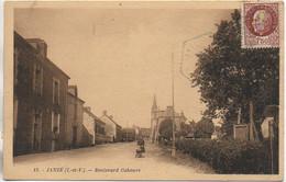 35 JANZE  Boulevard Cahours - Otros Municipios