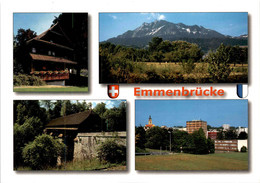 Emmenbrücke - 4 Bilder (20518) - LU Lucerne