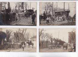 NANTERRE : Lot De 12 Cartes Postales De Militaires (télégraphistes) - Très Bon état - Nanterre