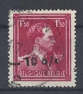 Nr 691 Gestempeld -10% Tournai 1 - 1946 -10%
